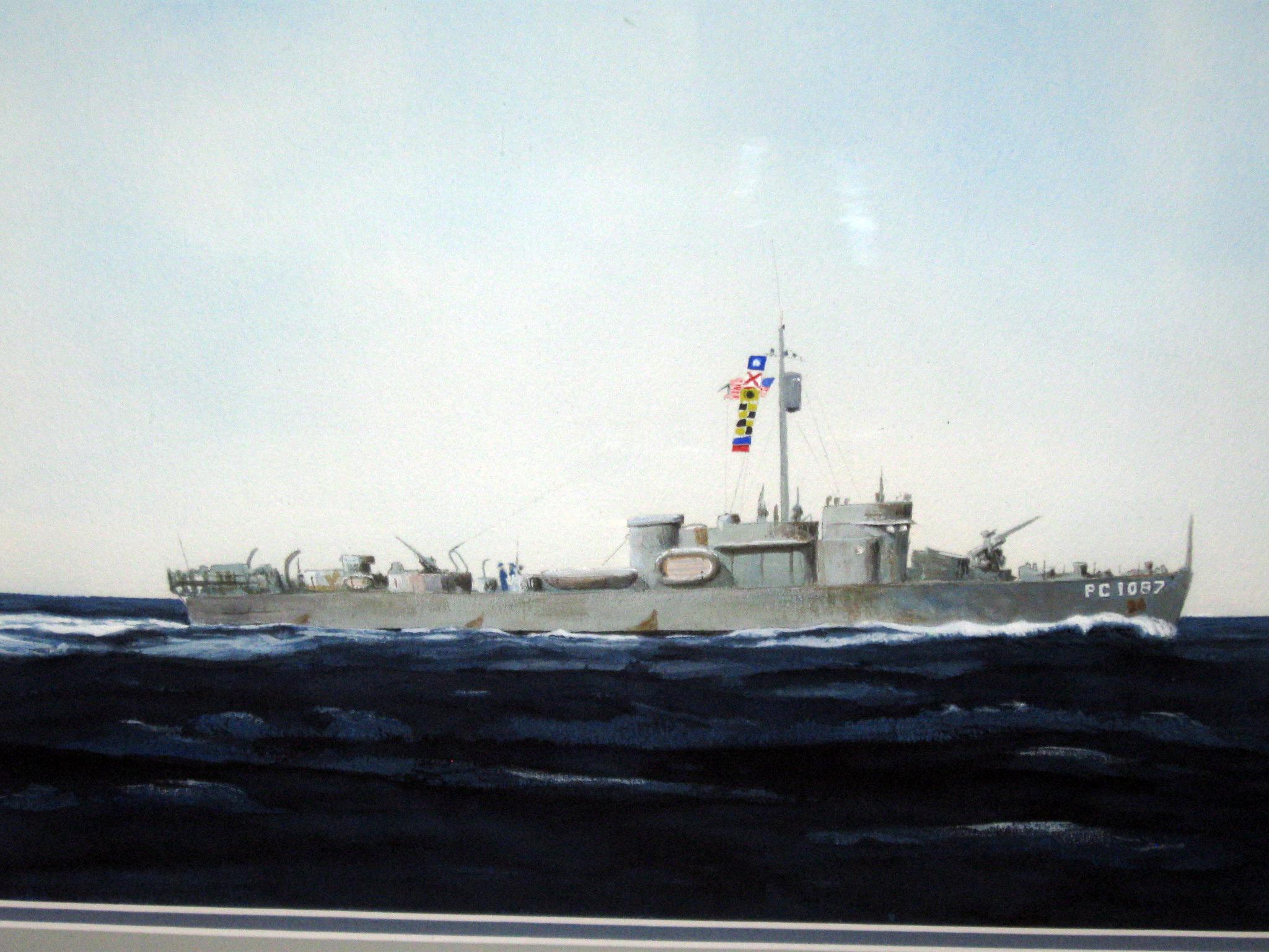USS1087